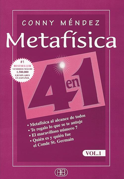 Resumen Metafísica 4 En 1 Conny Mendez Libroresumen
